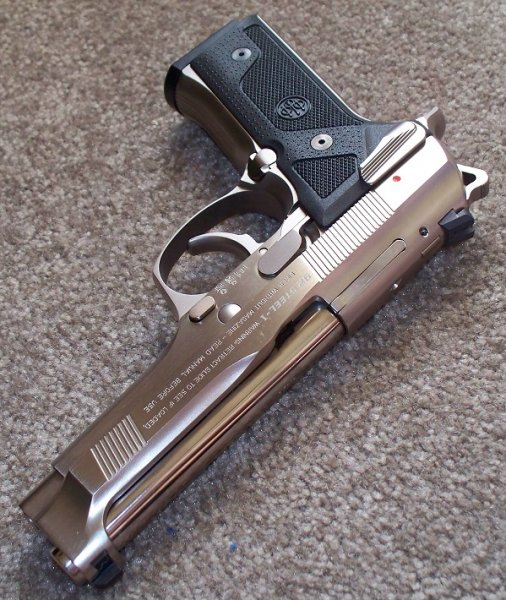 The finest Beretta 92 of all time? :):):)