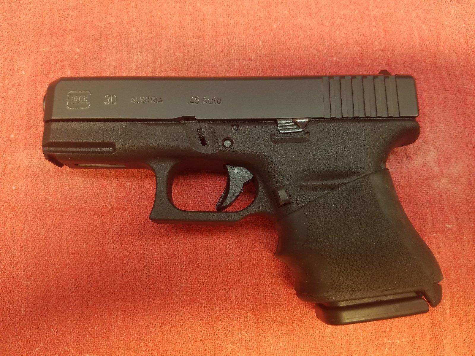 1. Glock standard 9 round G30.jpg