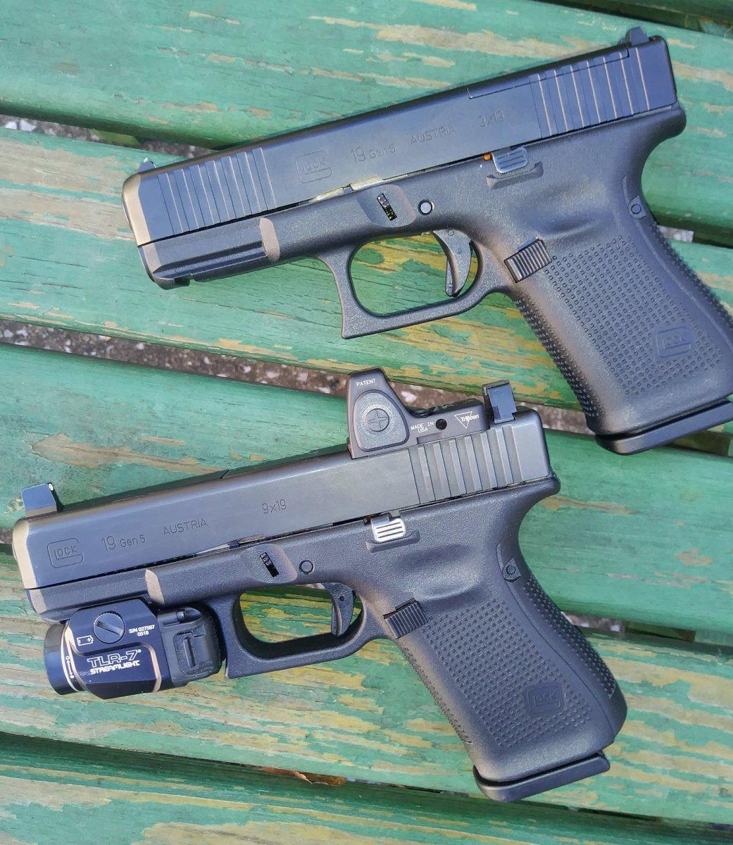 Glock 19 - Glock 19 Gen 5 MOS FS | Page 5 | The Leading