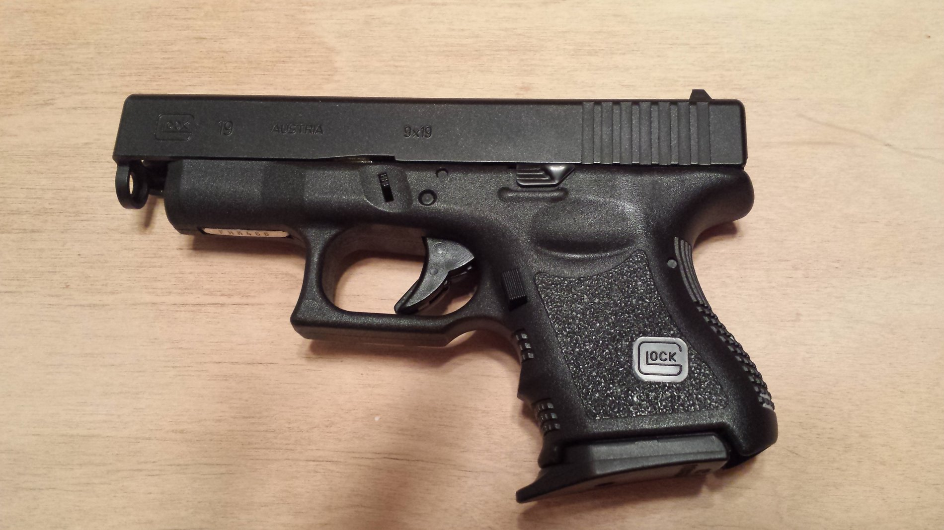 Glock frame chop recommendations? | The Leading Glock Forum and ...