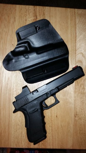 Glock 40 MOS     Holster??   The Leading Glock Forum and