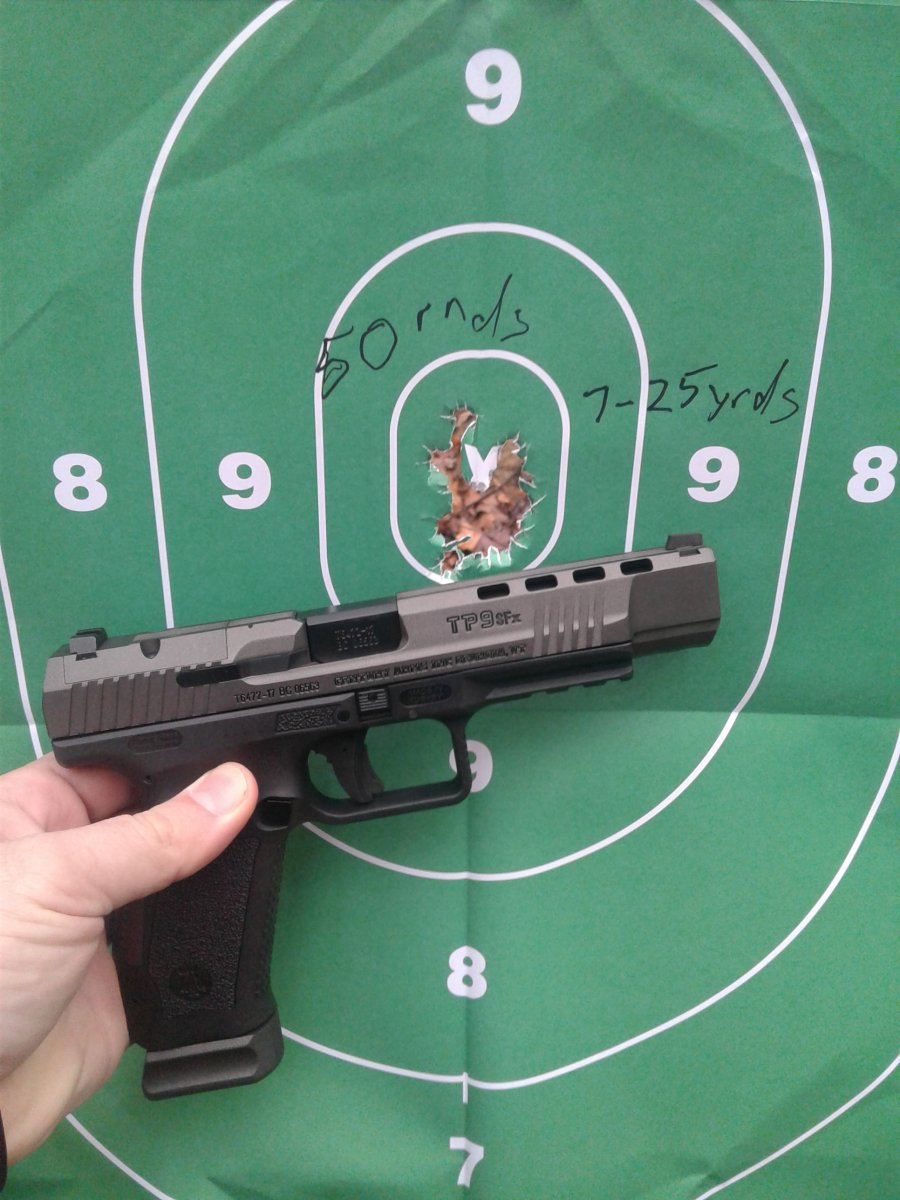 Canik TP9sfx | The Leading Glock Forum and Community
