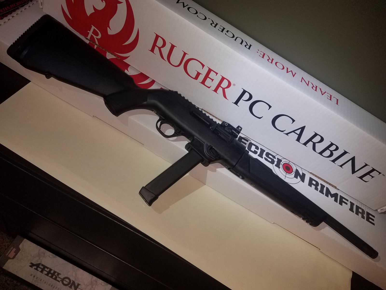 Ruger - My new PC Carbine | The Leading Glock Forum and Community