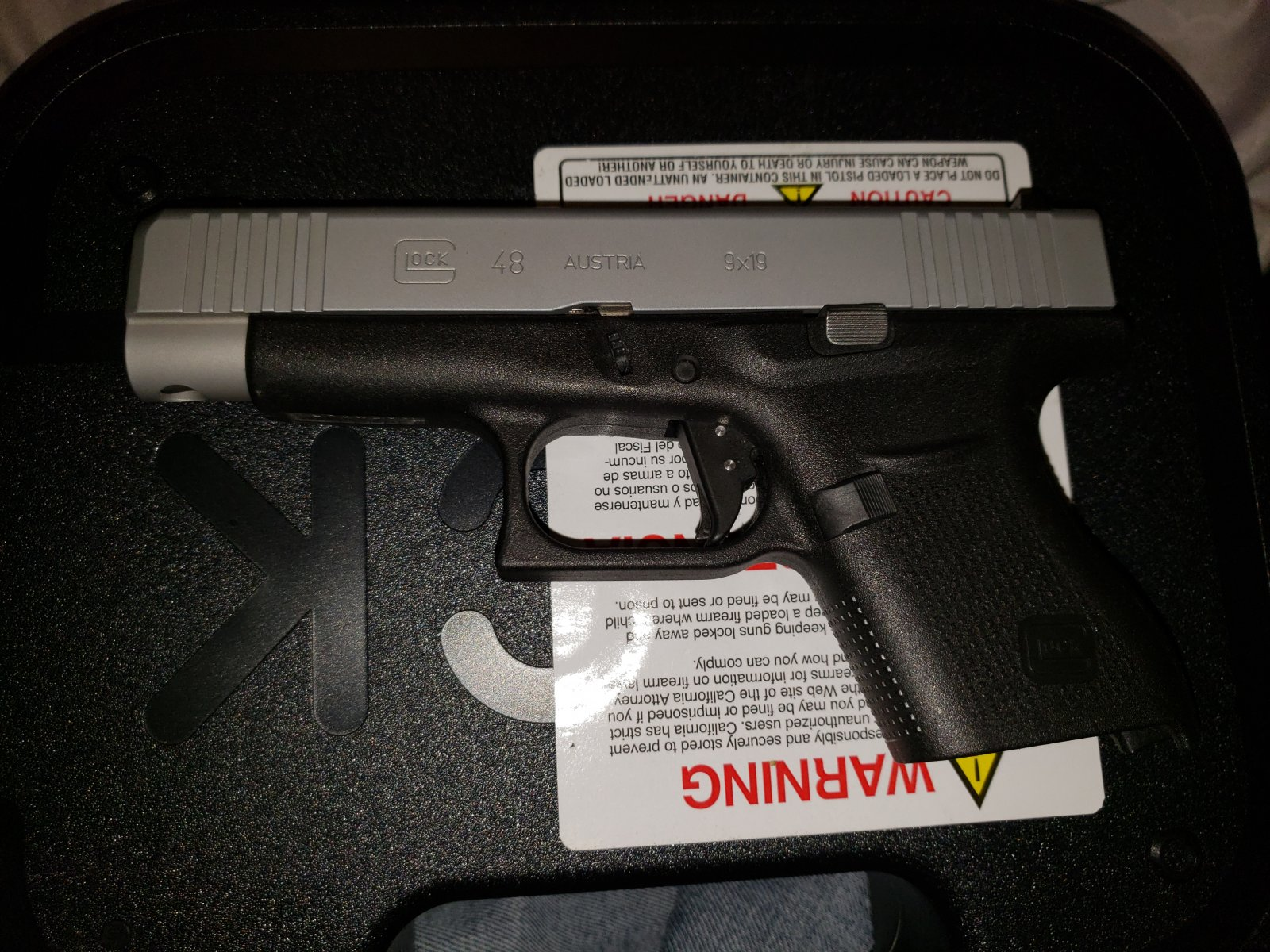The Glock 43x and 48 Thread  | Page 42 | The Leading Glock Forum and