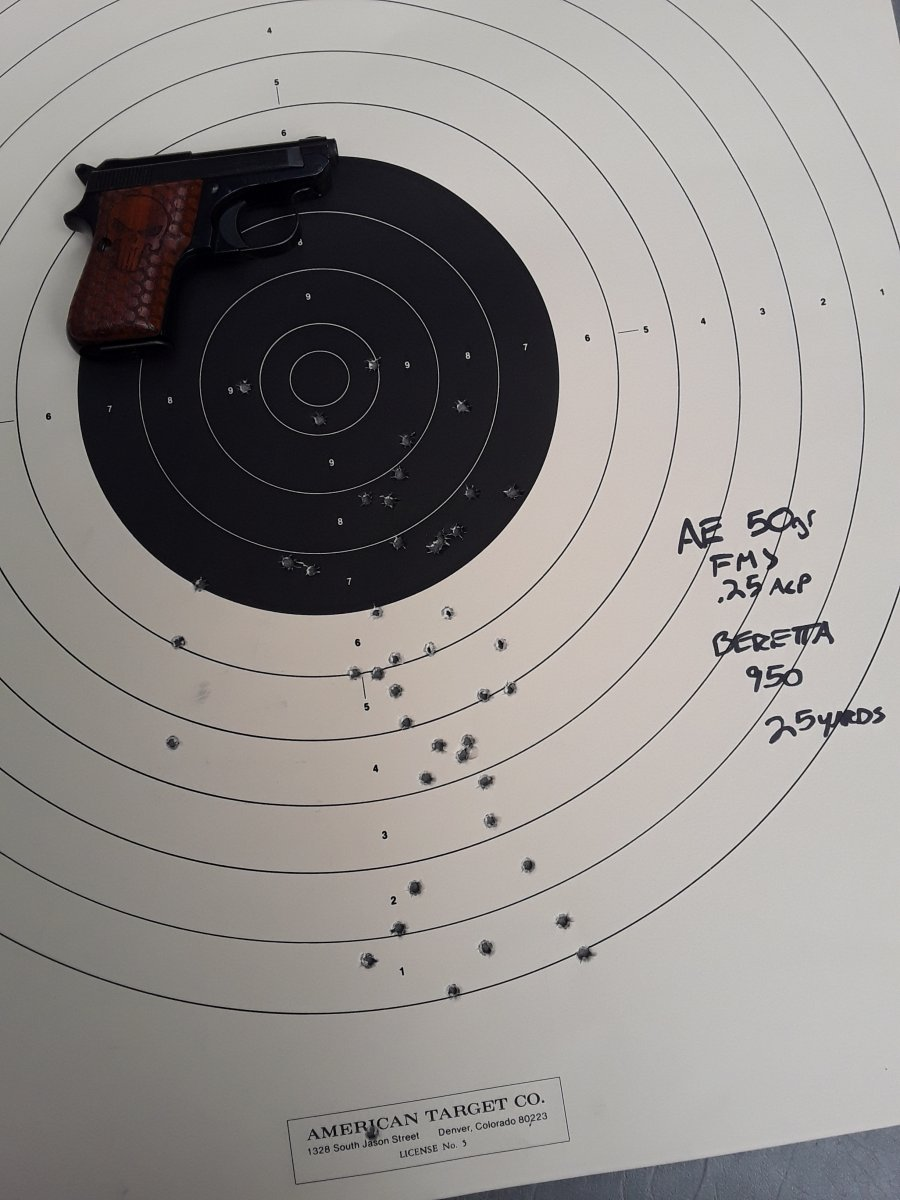 More long range mousegunning | The Leading Glock Forum and