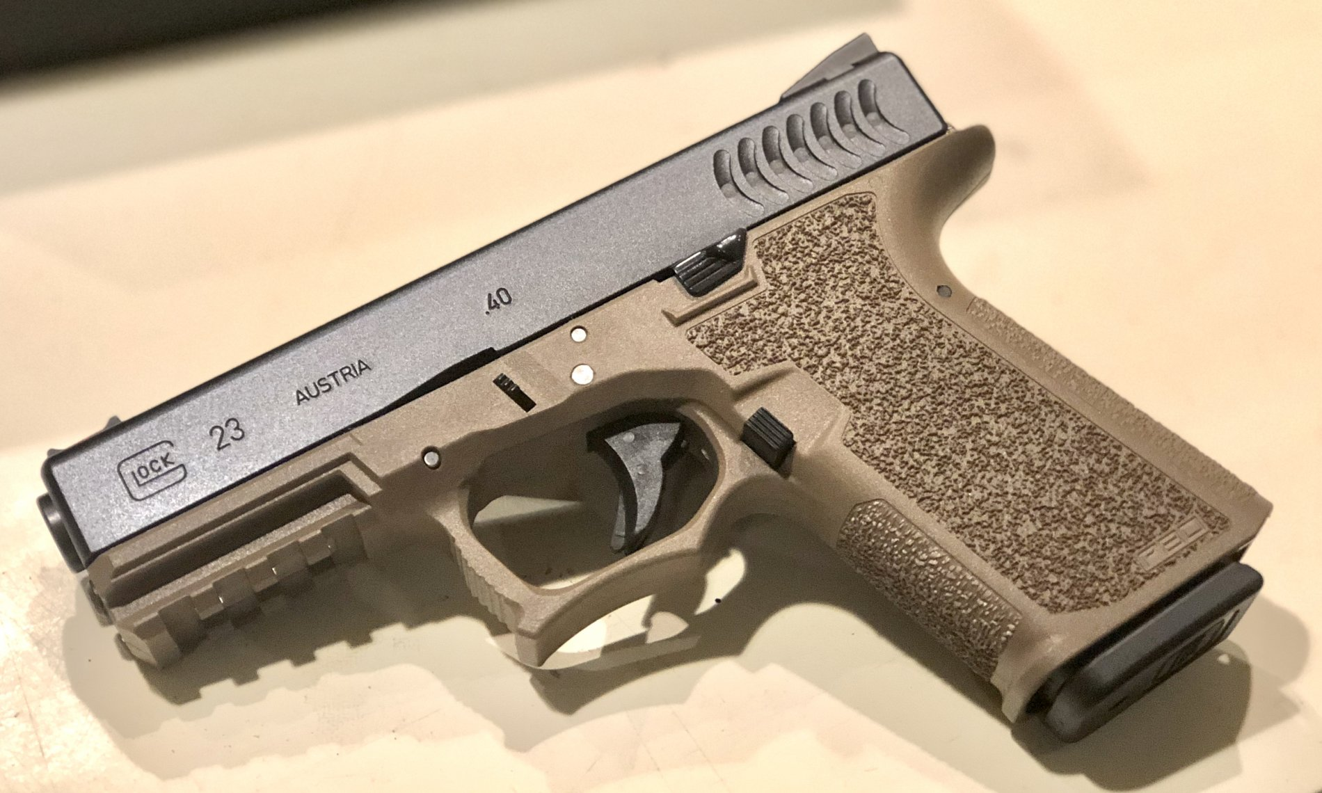 Cheapest Polymer80 build?