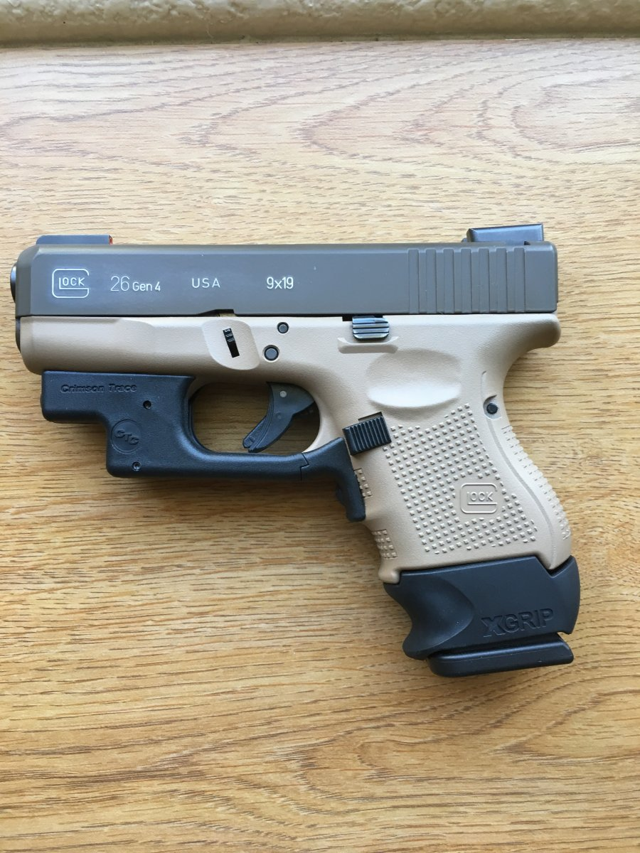 Opinions on favorite 9mm Sub Compact double stack for carry