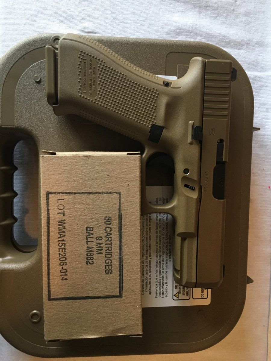 M855a1 Ammo Ban