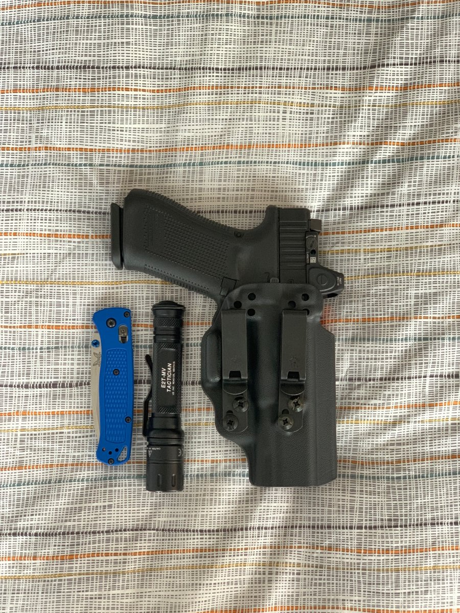 My new EDC | The Leading Glock Forum and Community