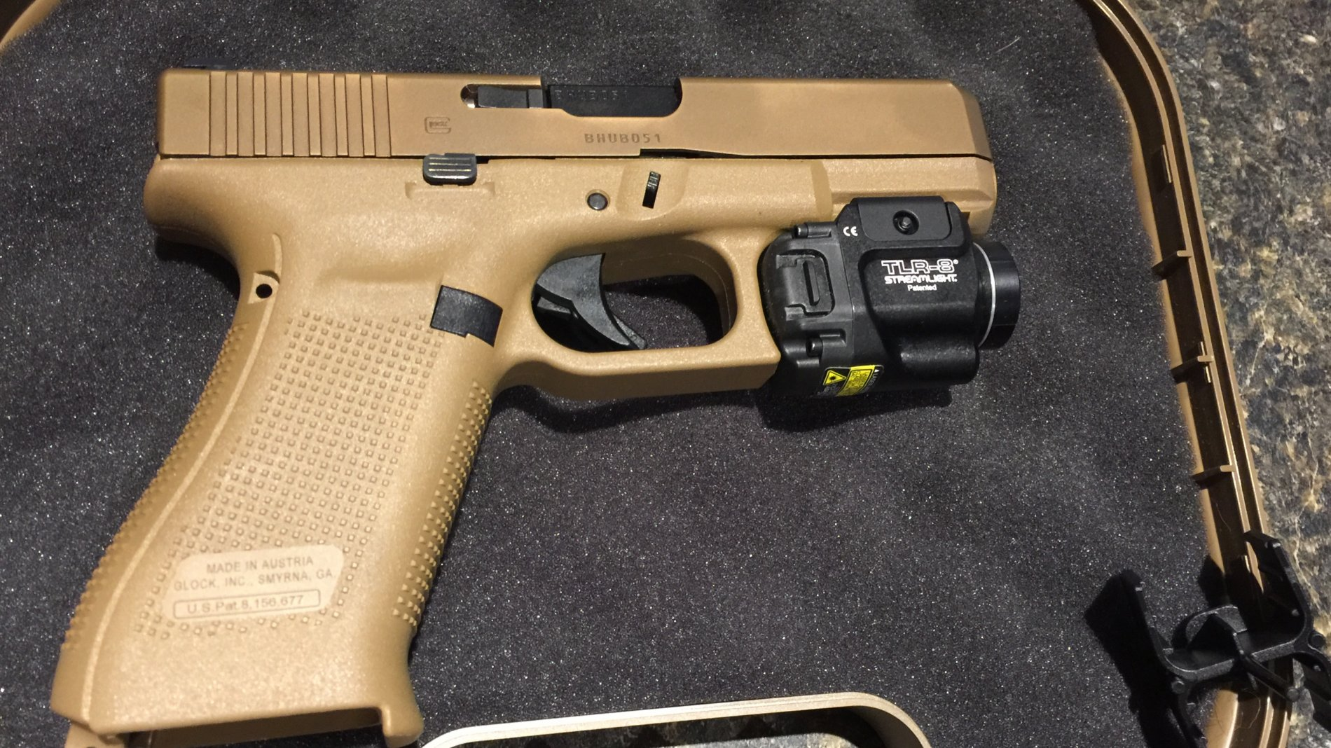 Gave up and bought a 19X | Page 2 | The Leading Glock Forum