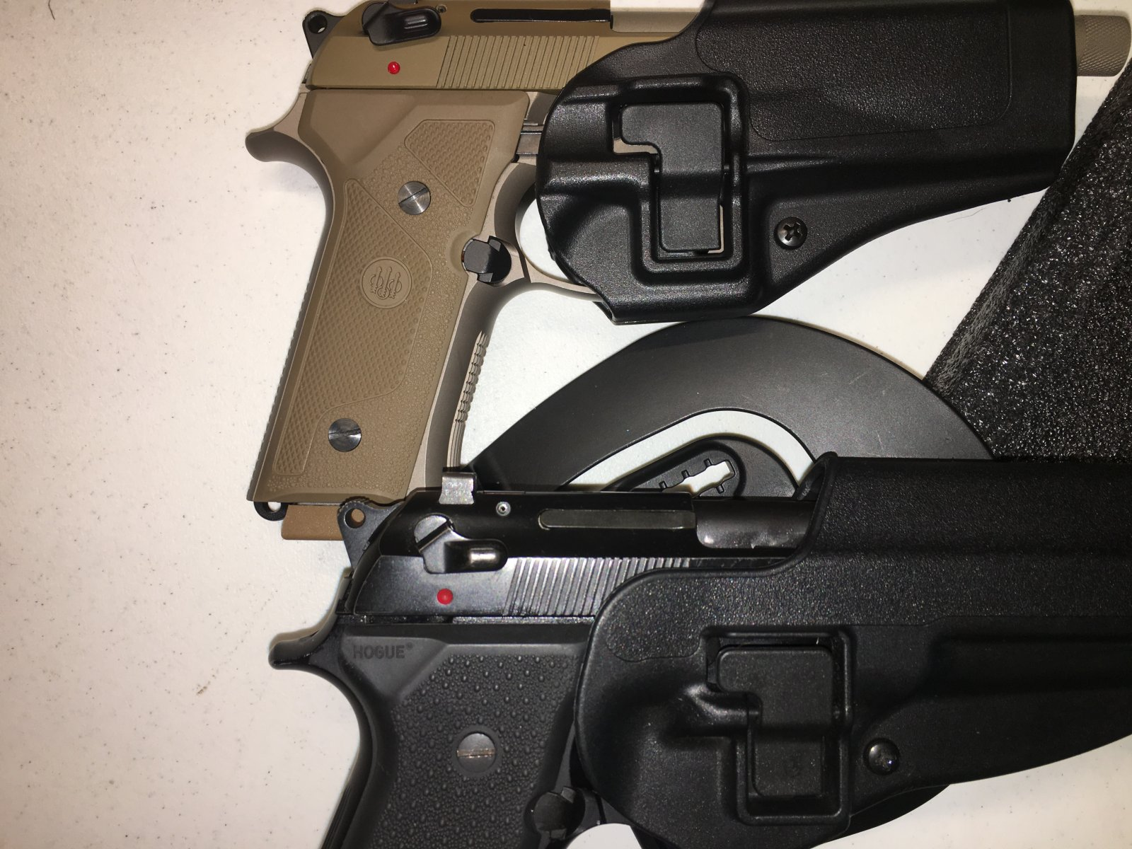 What m9a3 holster are you using | The Leading Glock Forum and