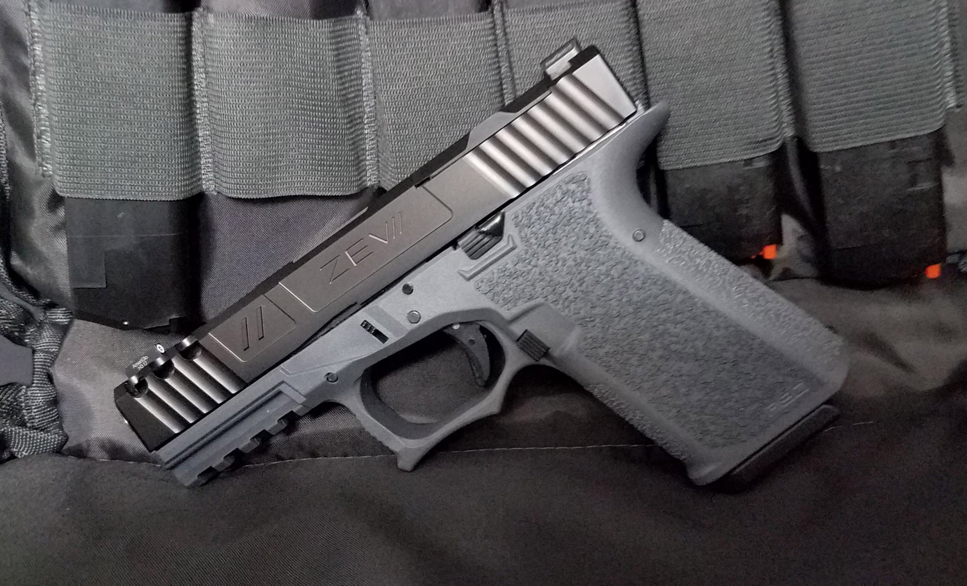 My Polymer 80 Beast is Complete   Page 4   The Leading Glock