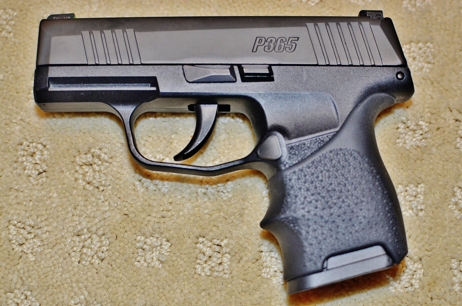 Get a grip on your Sig P365 for just 10 bucks! | The Leading