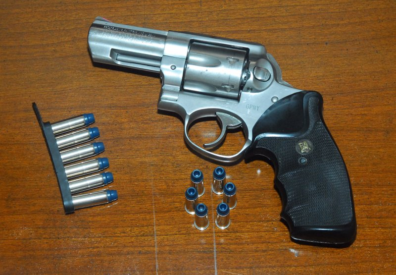 357 Magnum  That's the answer  The question is 4