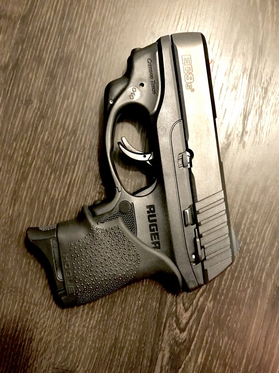 Ruger - EC9S (LC9) for $219 at Brownells