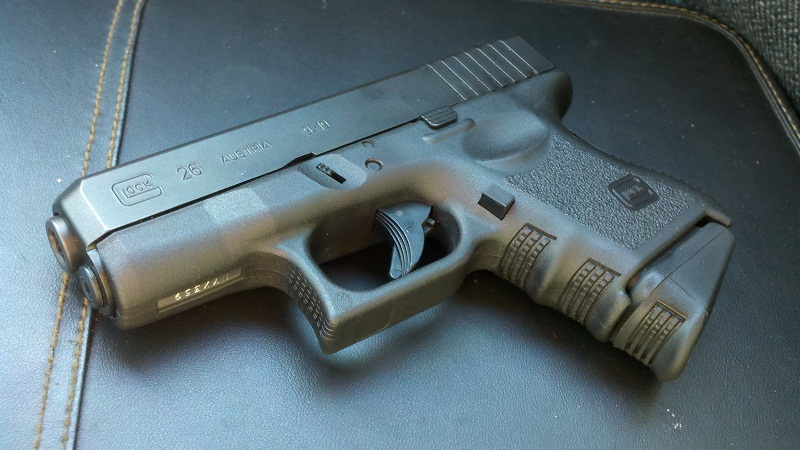 Glock 26 Best Grip Extensions The Leading Glock Forum And Community Glocktalk Com