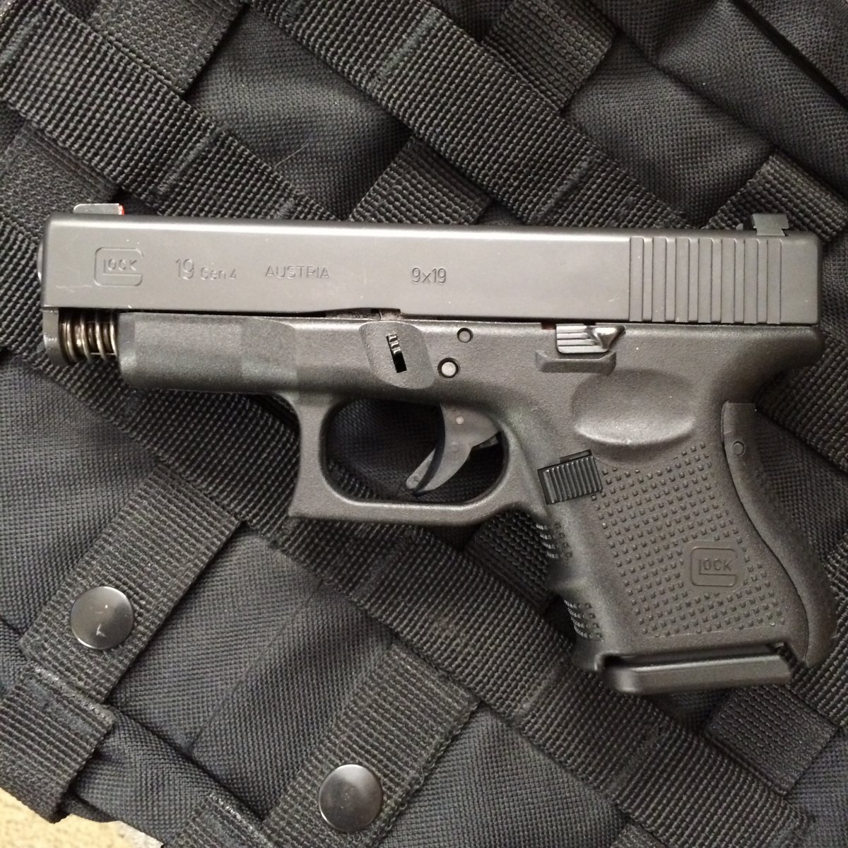 Glock 19 - Glock 26L build questions