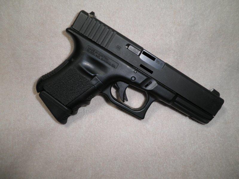 Glock 17 frame chop to glock 26