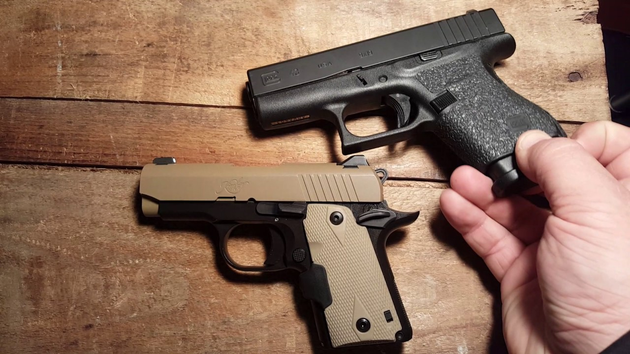 What is the absolute smallest single stack 9mm holding