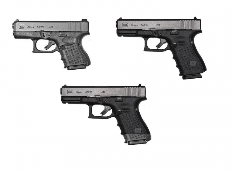 Glock, here\'s a Gen 4.1 or 5 recommendation for the Glock 19/23/32 ...
