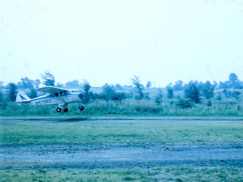 Hazel landing Piper Colt_2.jpg