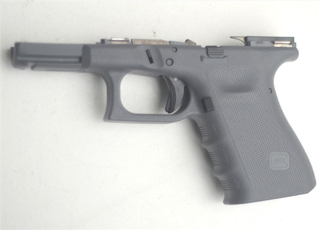 Recommendations for gray G19 RTF2 build