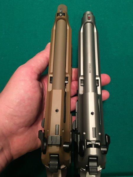 New gun day: Beretta M9A3