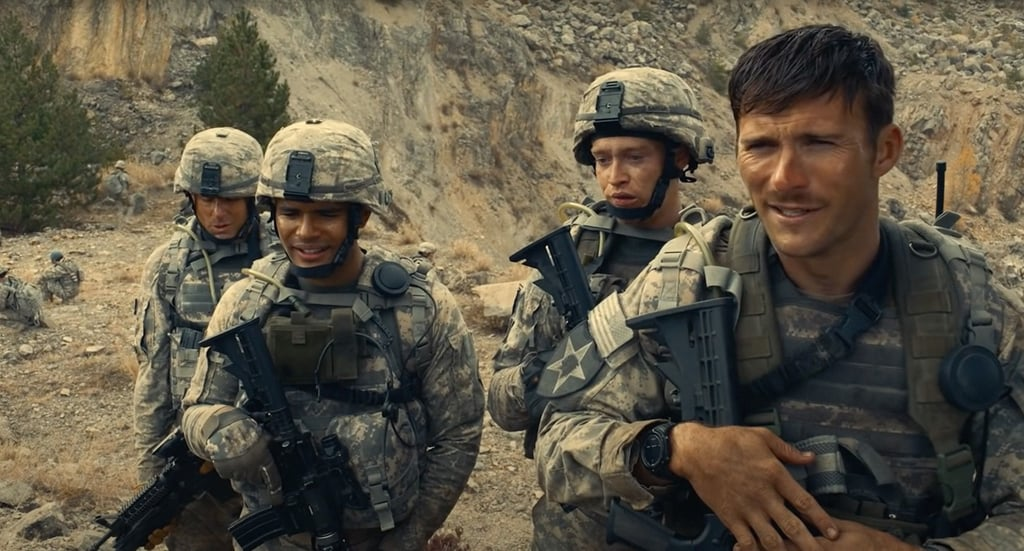 """Movie: """"Outpost""""(2020) 