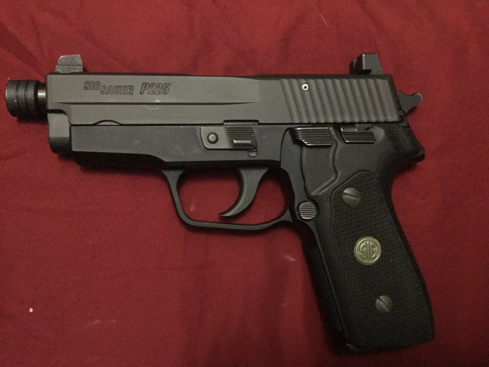 Searching for a single stack 9mm to carry