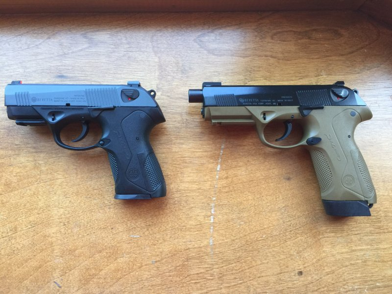 Beretta PX4 Compact Carry Langdon Collab