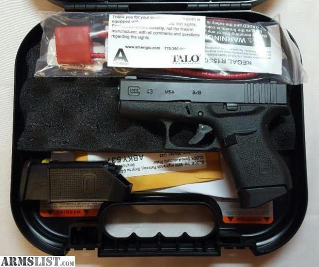 glock 43 talo the leading glock forum and community glocktalk com