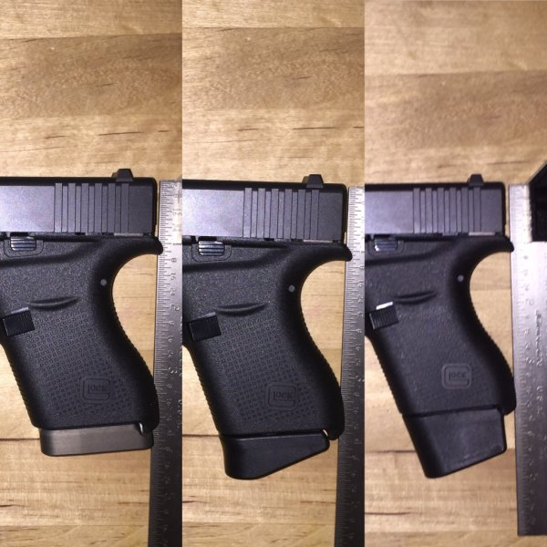 Who's Running Vicker's Tango Down Glock 43 +2's? | The