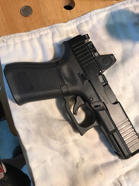 Got a New Glock 19 Gen 5 MOS FS! | The Leading Glock Forum