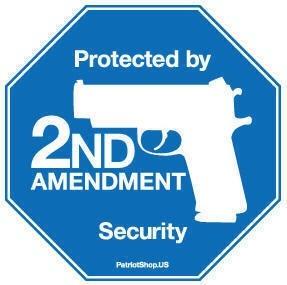 Gun Signs On Front Door Deterrent Or Target The Leading Glock