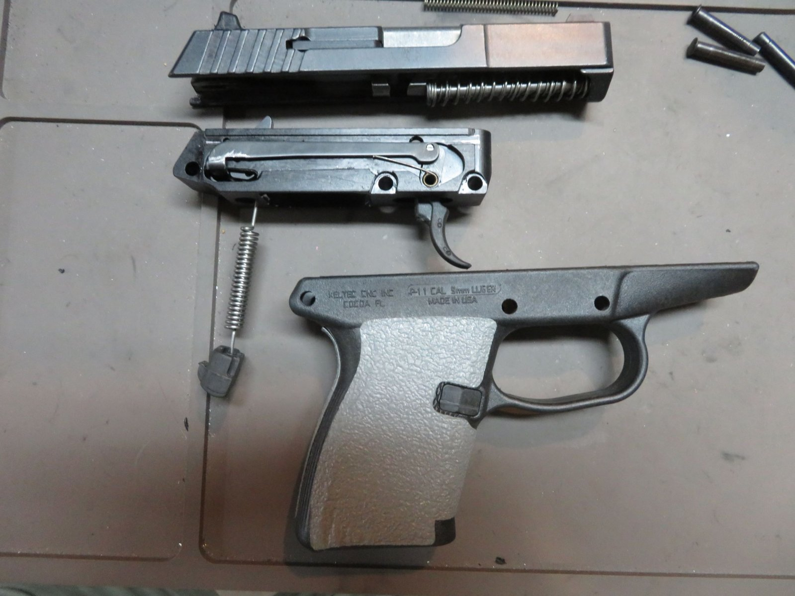 SIG P365 vs Kel-Tec P11 | The Leading Glock Forum and