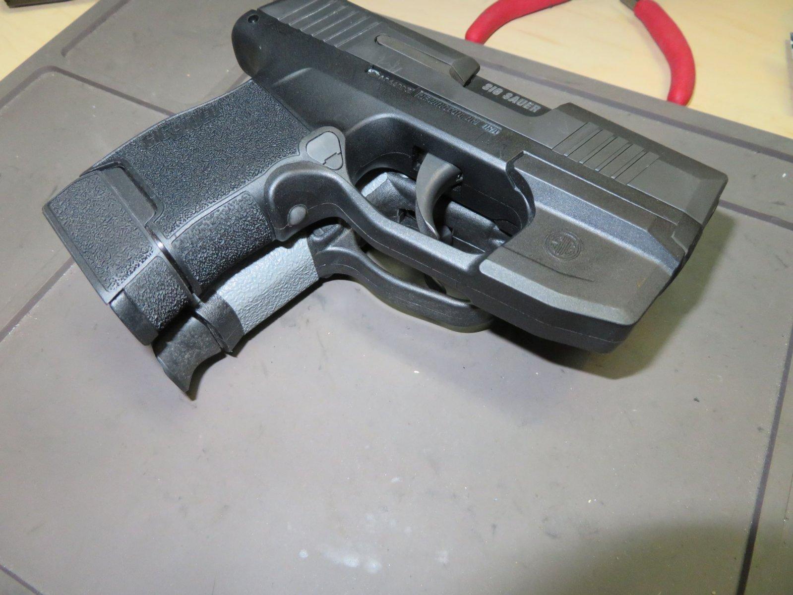 SIG P365 vs Kel-Tec P11 | The Leading Glock Forum and