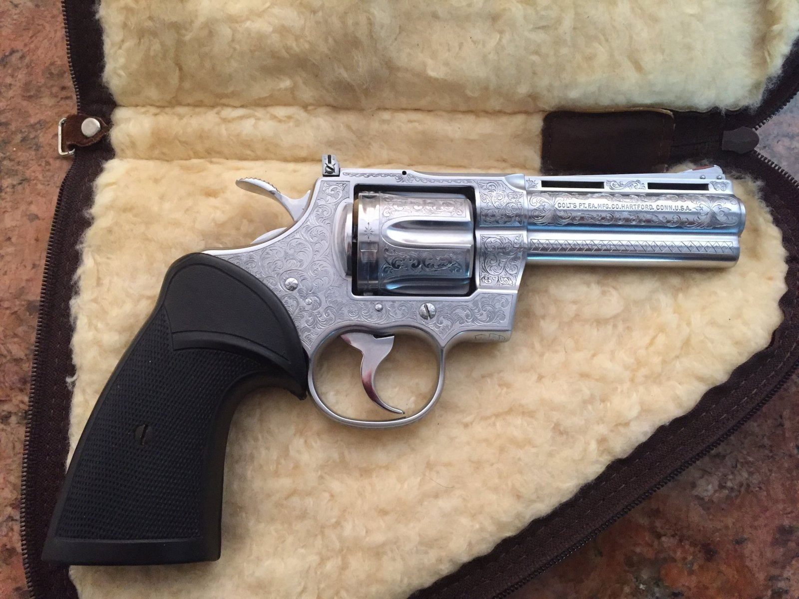 Colt Python insight. | Page 4 | The Leading Glock Forum and ...
