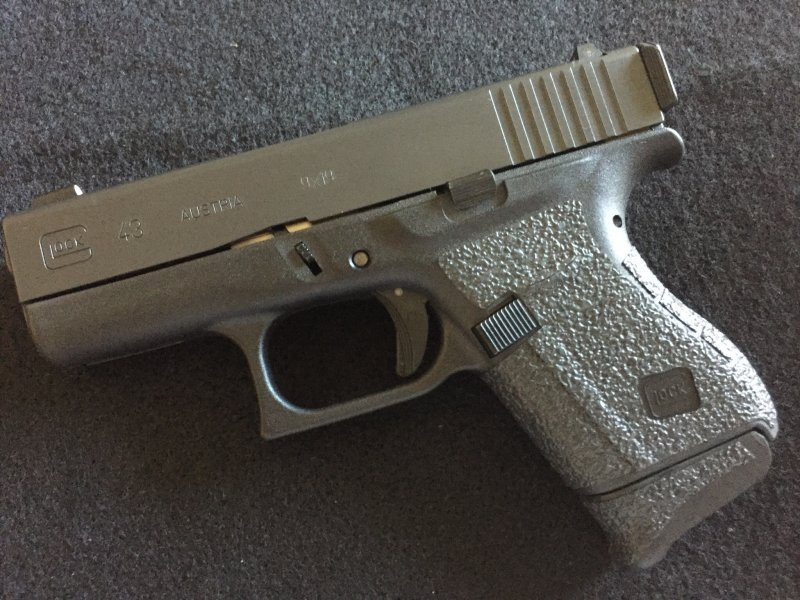 Glock 43 - Lightly Modded G43   The Leading Glock Forum and