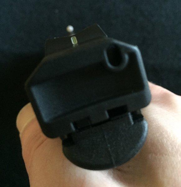 Glock 43 - Lightly Modded G43