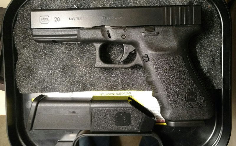 New to me Glock 20 Gen 3 | The Leading Glock Forum and