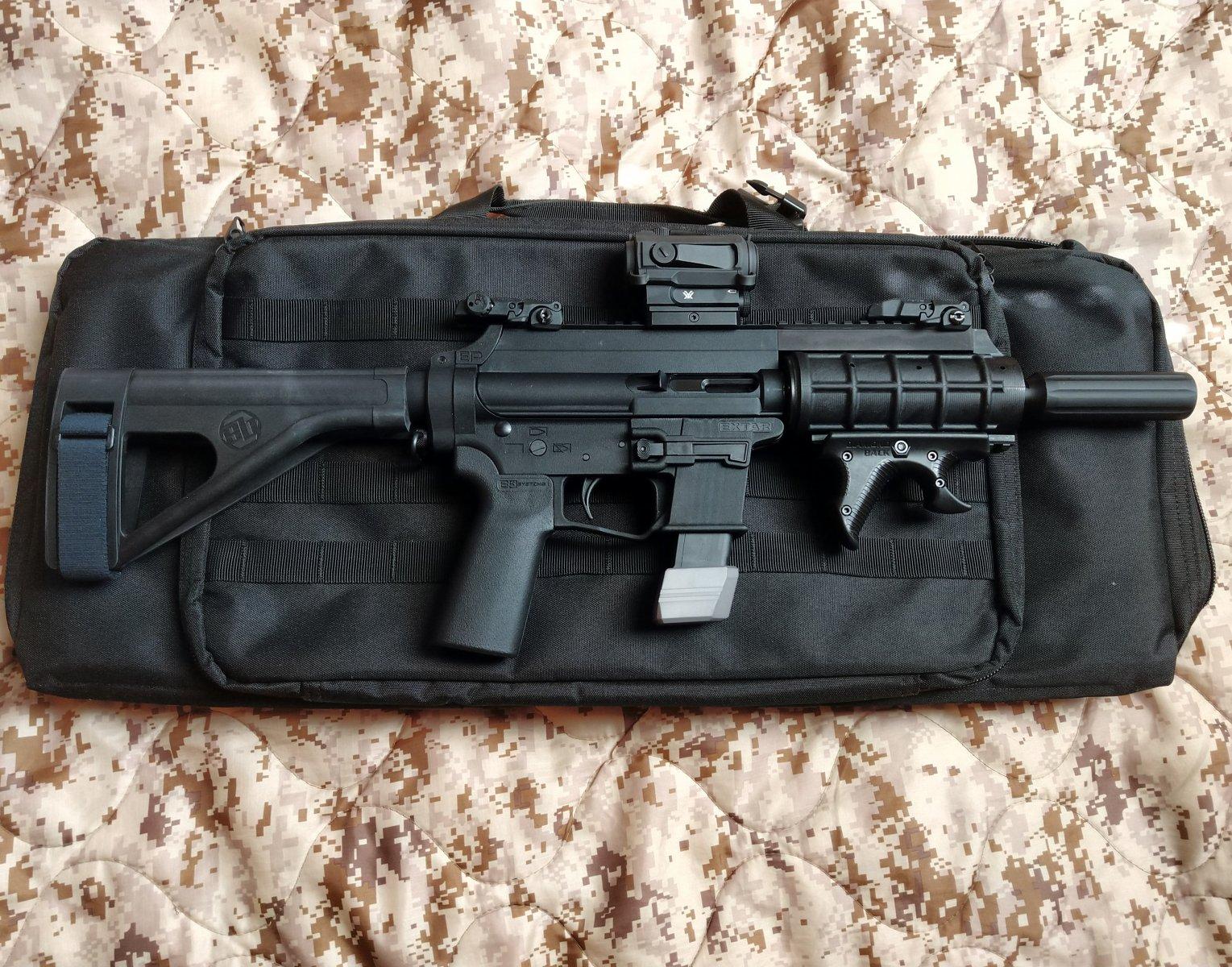 Extar EP9 9mm Pistol
