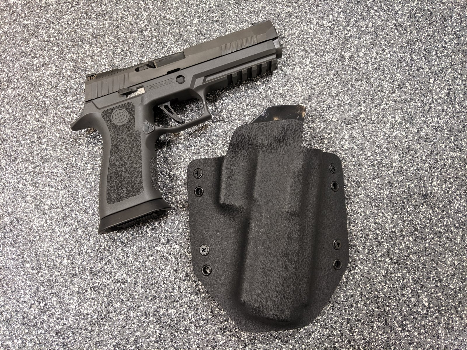 Sig P320 X5 Legion Coming | The Leading Glock Forum and Community