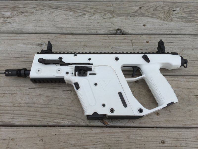 Talk me into or out of a KRISS VECTOR  45