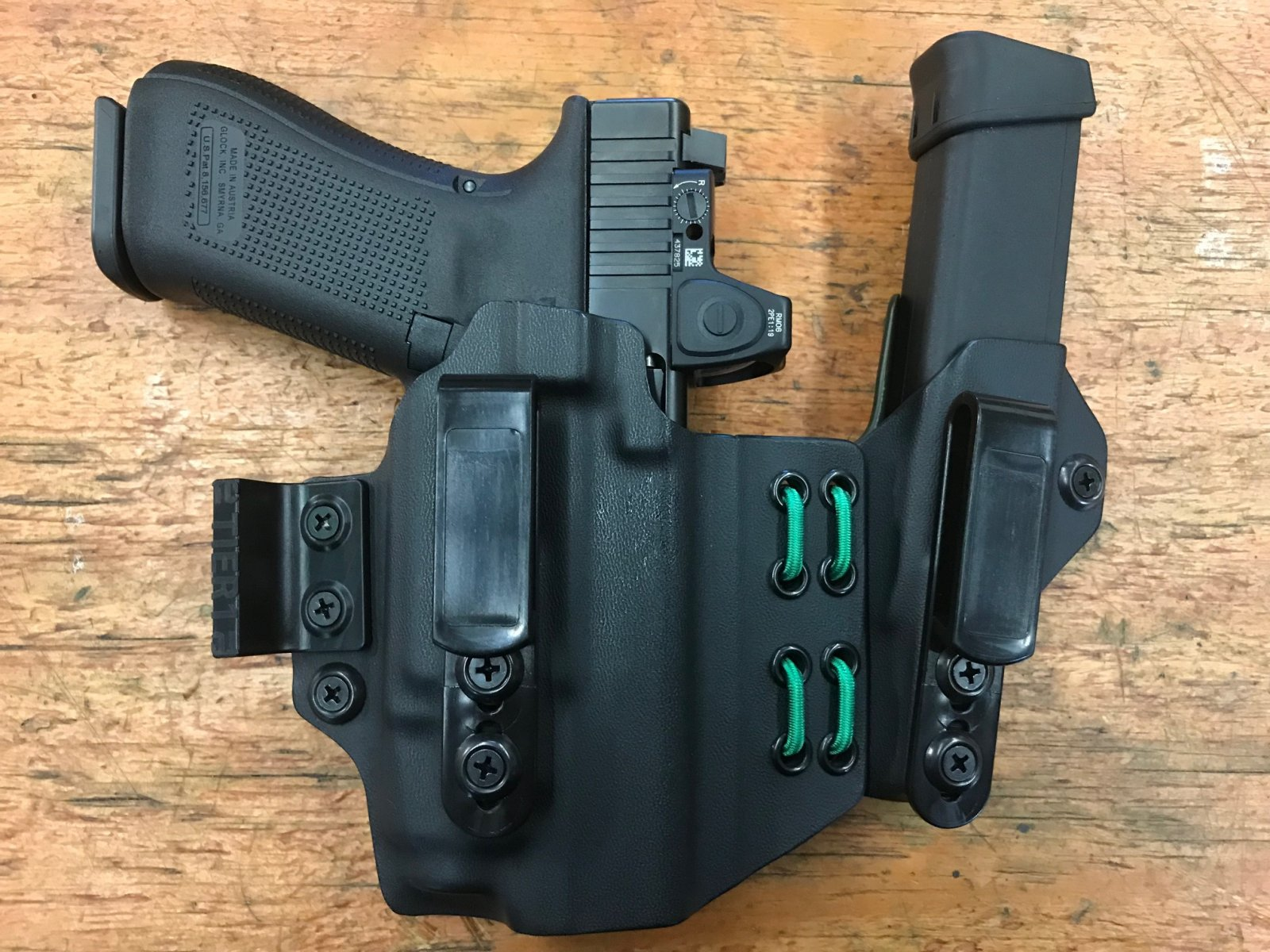 Appendix Carry G45 | The Leading Glock Forum and Community
