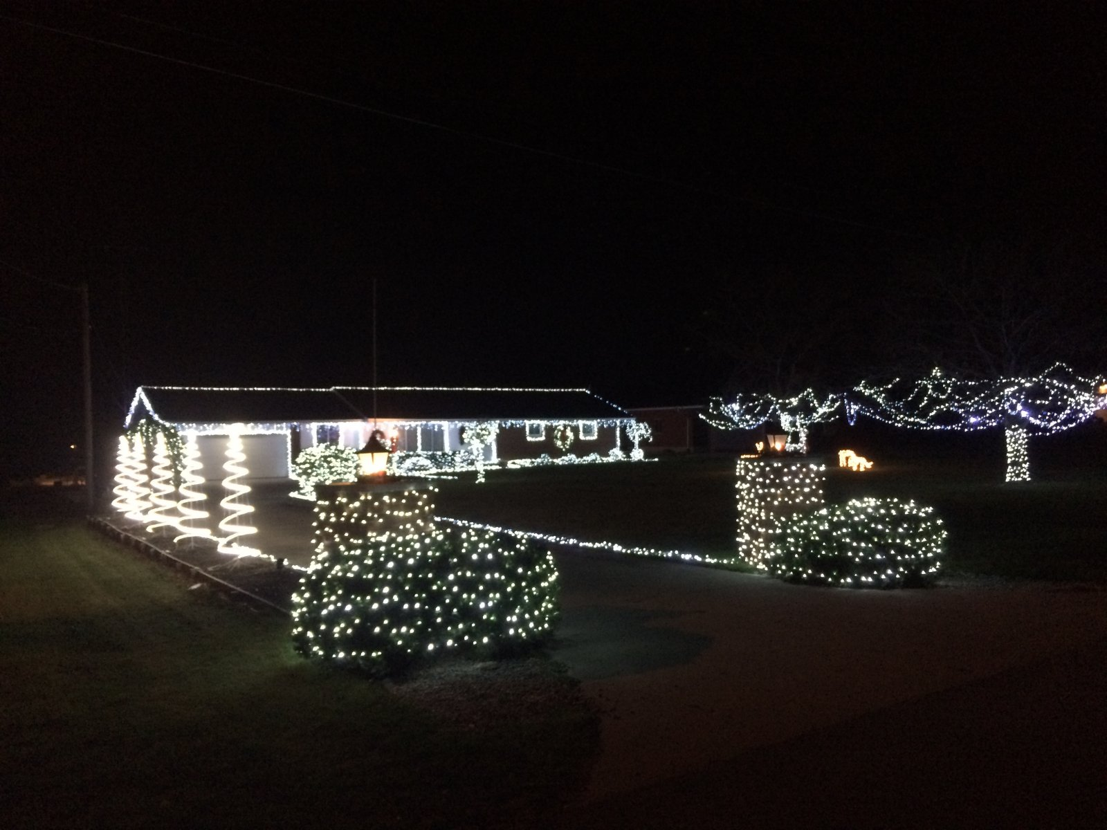 Let's see your outdoor Christmas lights | The Leading Glock Forum ...