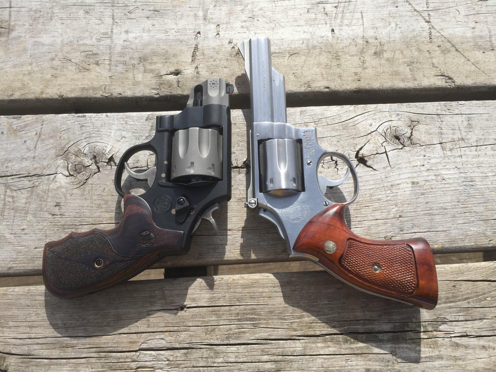 фото последних револьверов целях обеспечения полноценного
