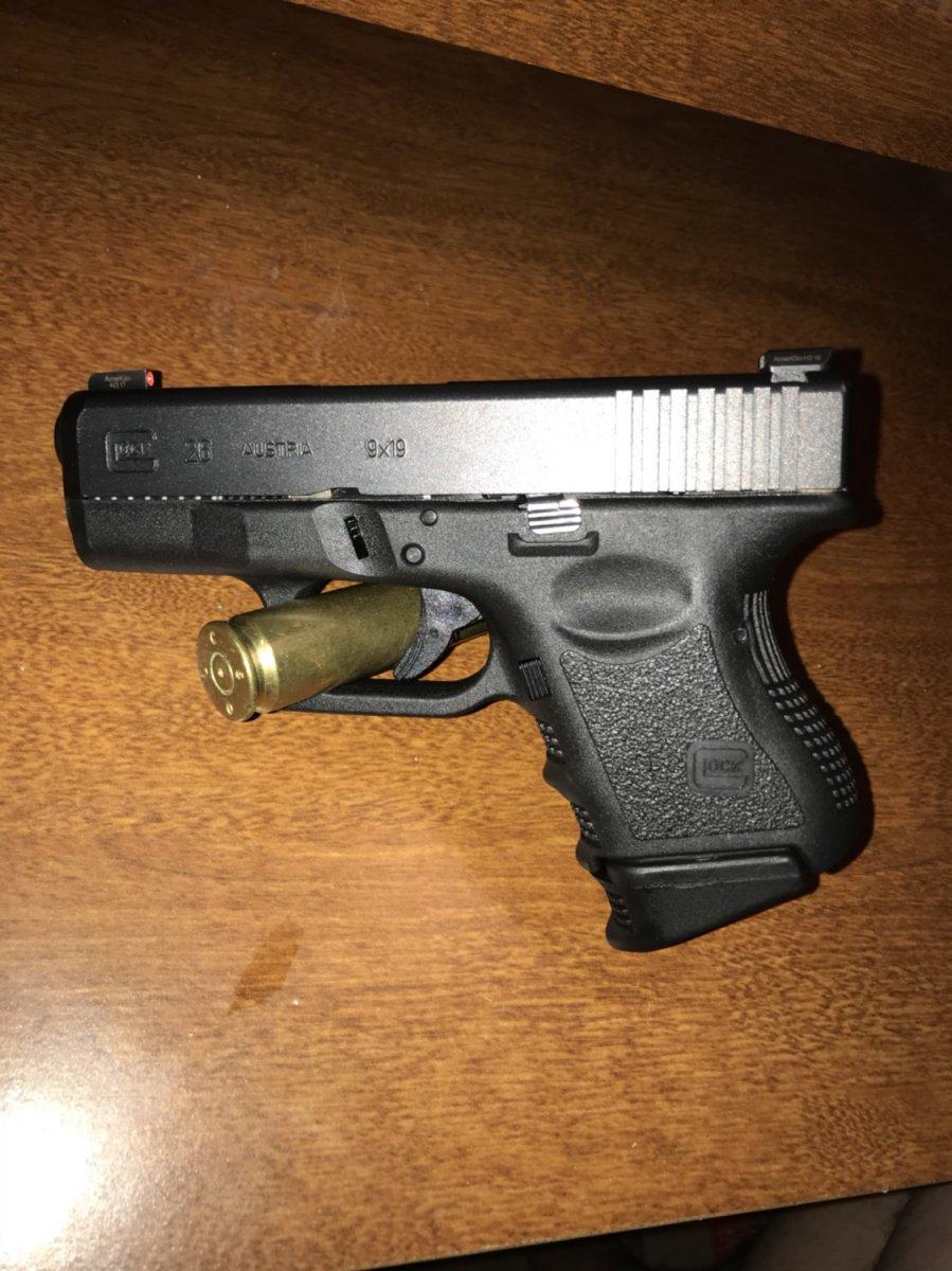 Glock 26 Finally Got A G26 The Leading Glock Forum And Community Glocktalk Com