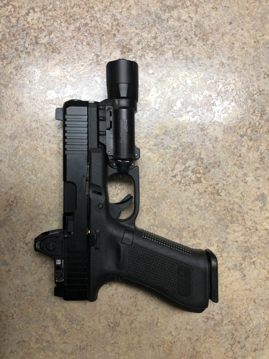 Homemade Glock 45 MOS | The Leading Glock Forum and
