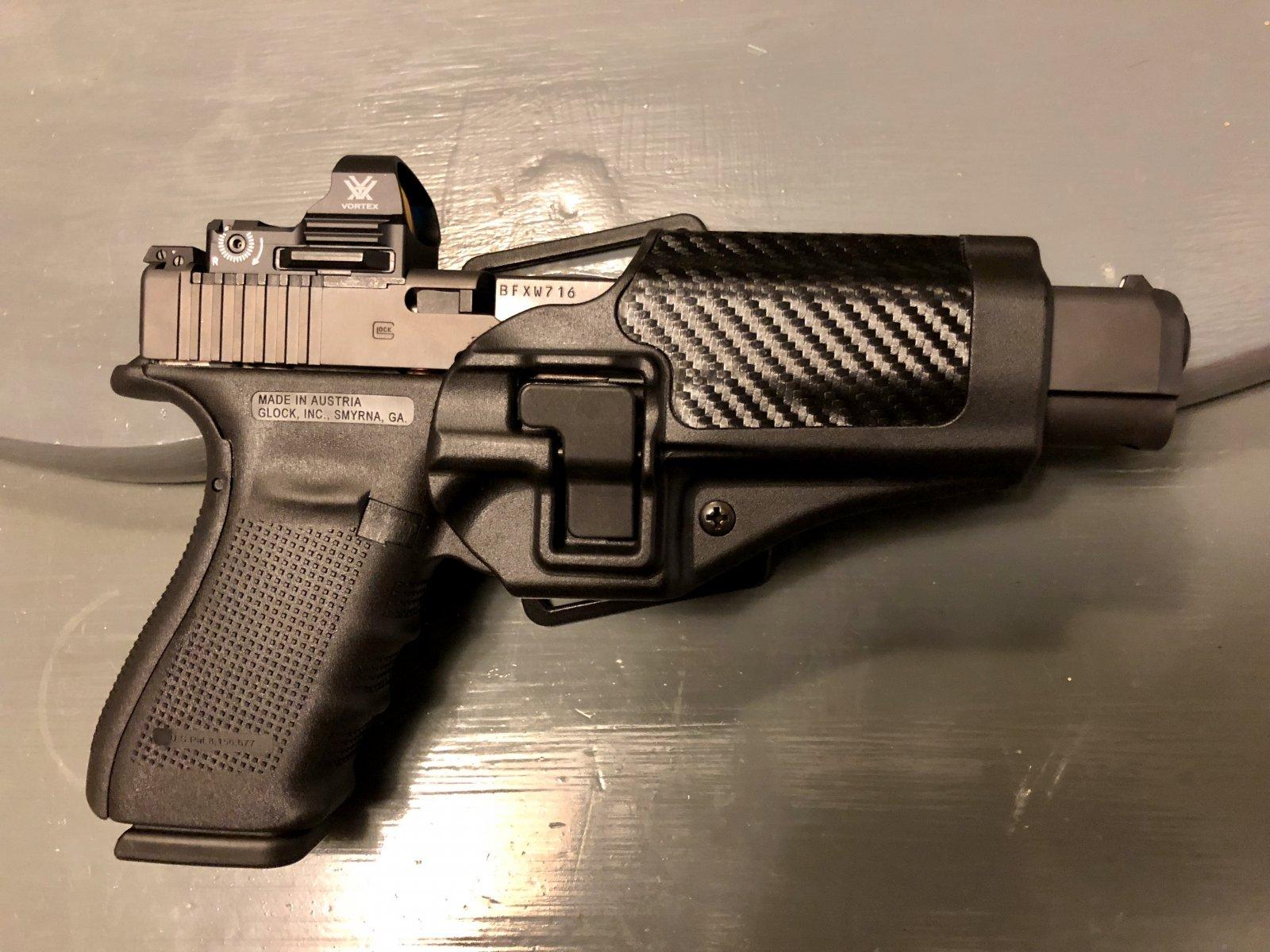 Glock 40 - New G40 10mm w/Vortex Razor | The Leading Glock Forum and