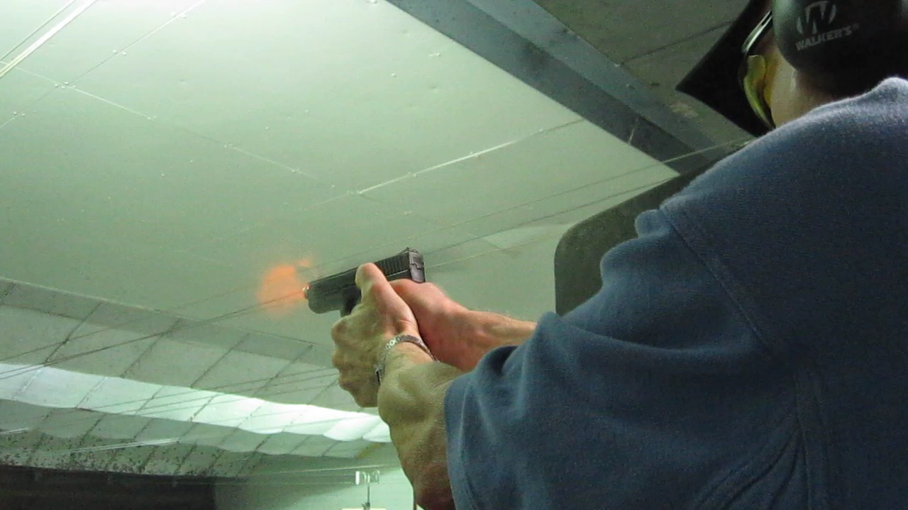 Kahr P9 with 4 inch ported bbl testing Micro HST 150gr 1-1_7832.jpg